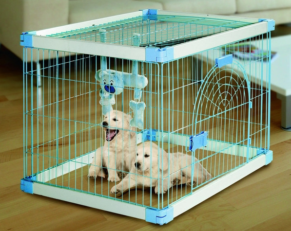 Клетка для собак в квартиру